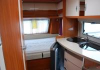 Wohnwagen (Doppelbett)